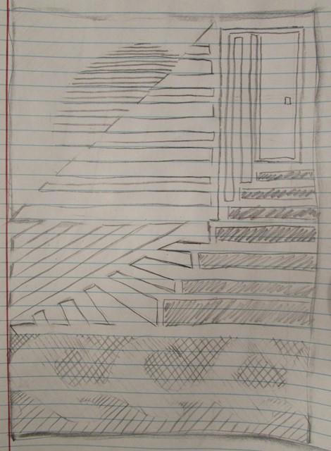 Straight-line Sketch