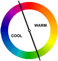 Warm Vs. Cool