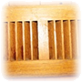 Wooden Grate
