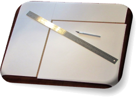 Cutting Board to Size