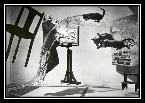 Dali Atomicus (1948)