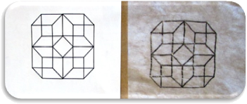 Traced Cubes