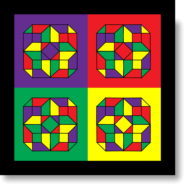 Bezold Cubes