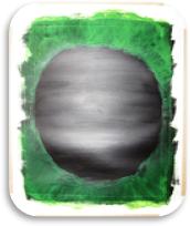 Acrylic Green Neon