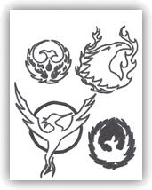 Phoenix Logos