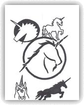 Unicorn Logos